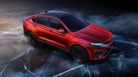 具有Volvo本質的中國SUV!吉利汽車 Geely FY11正式曝光