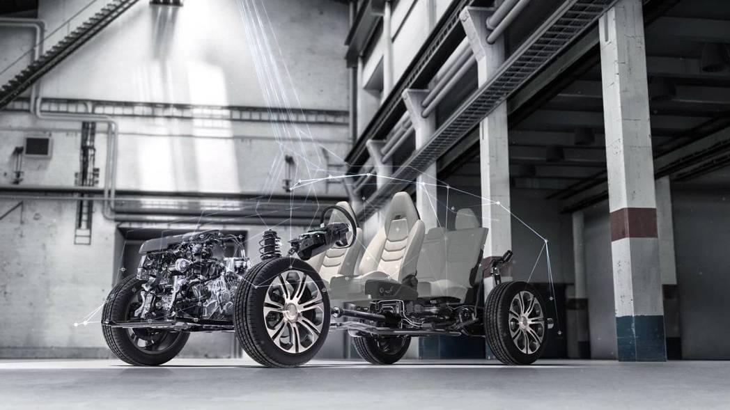 FY11採用Volvo的CMA全球模組化底盤打造。 摘自carscoops