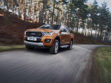 影/更省油!2019年式歐規Ford Ranger新增2.0 EcoBlue柴油動力