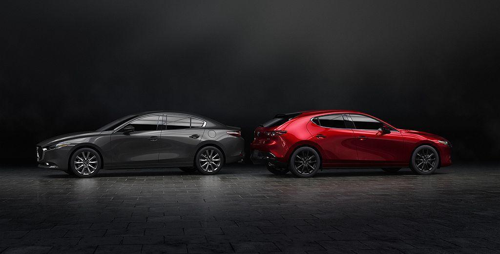 美規第四代Mazda3日前公布售價,基礎車型漲幅約3,000美元(約9.3萬台幣...