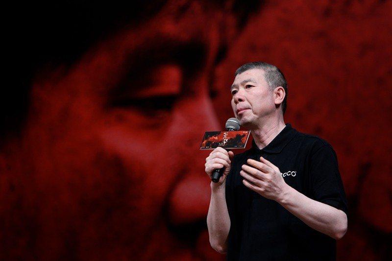 中國導演馮小剛。 圖/新華社
