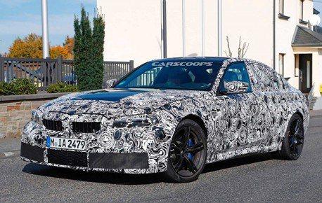 新世代BMW M3可能擁有兩項殺手級配備!
