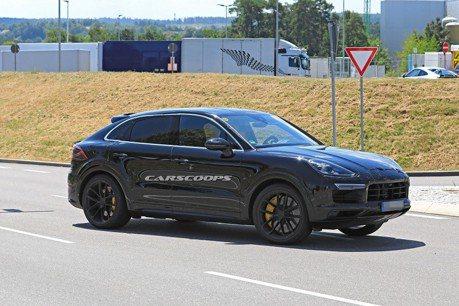 Porsche Cayenne竟出現變種兄弟? 雙B要小心了!