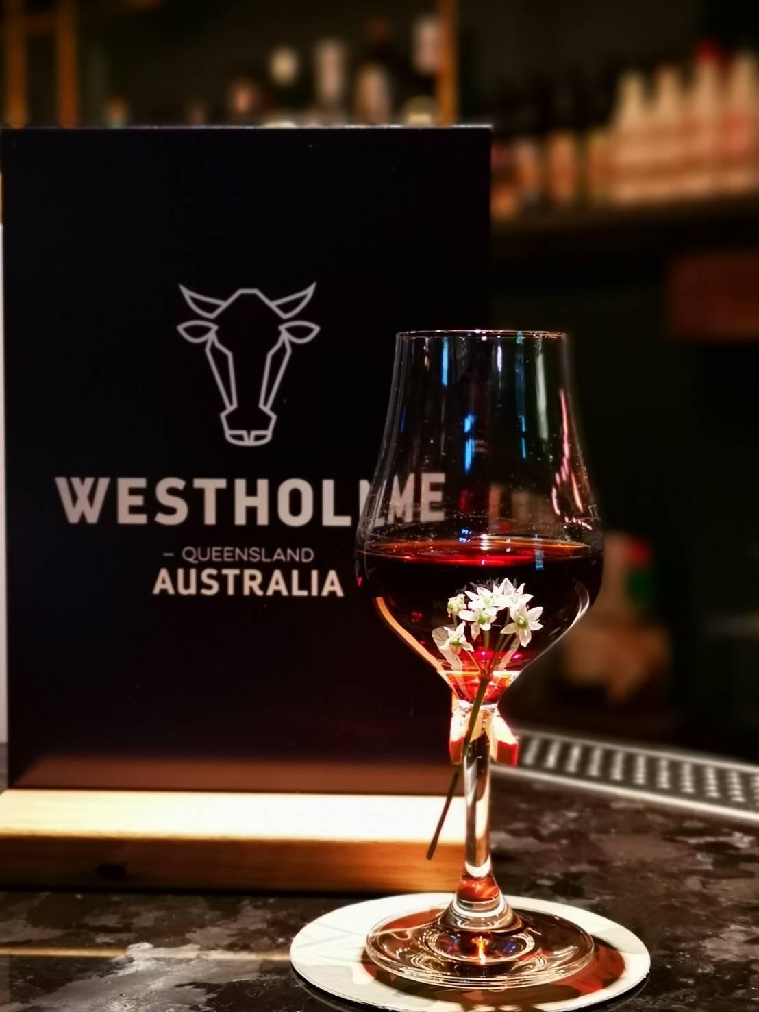 用Westholme油脂巧妙調配而成的蘭姆酒,帶有淡淡的奶香,非常獨特。記者韓化...