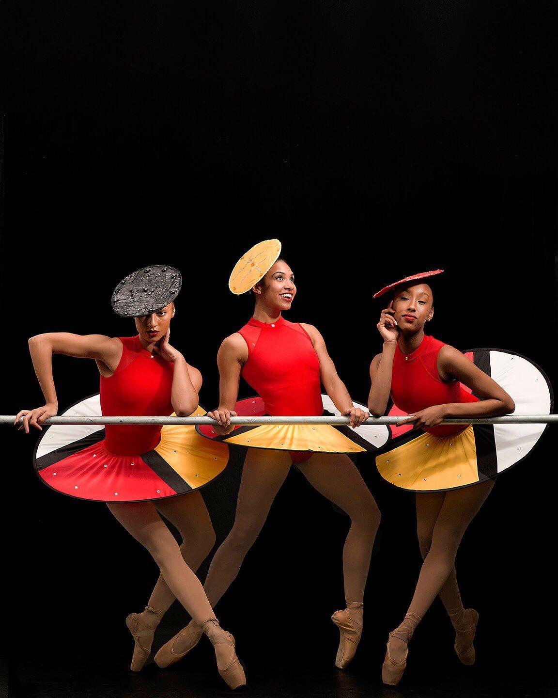 美國「Hiplet Ballerinas」,將獻上糅合「嘻哈x芭蕾」這種引領潮流...