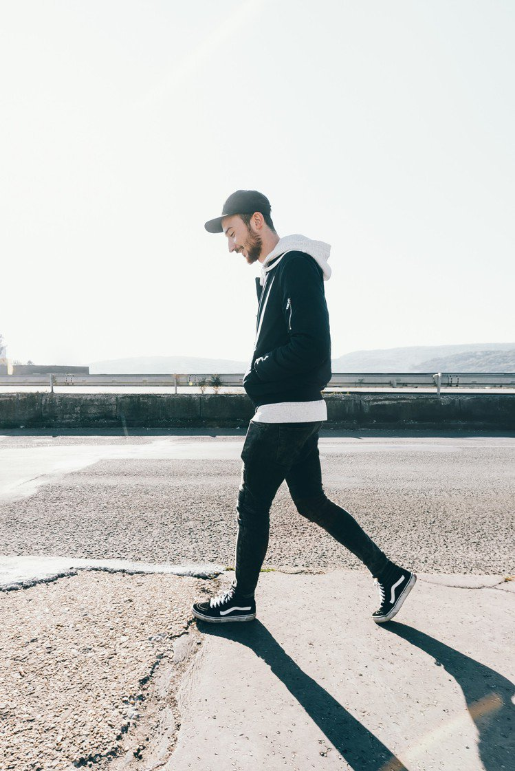 走路很多的人,情緒都比較敏銳。圖/摘自stocksnap