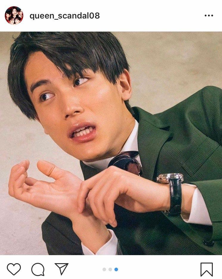 有「國寶帥哥」名號的中川大志於片中配戴Epure Acier腕表,襯托他好感度百...