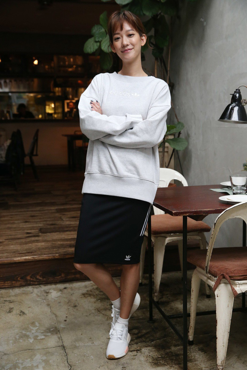 孟耿如撕去可愛標籤推出「不可愛」。記者林俊良/攝影