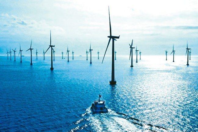 離岸風電的躉購費率預計本周三敲定。  報系資料照
