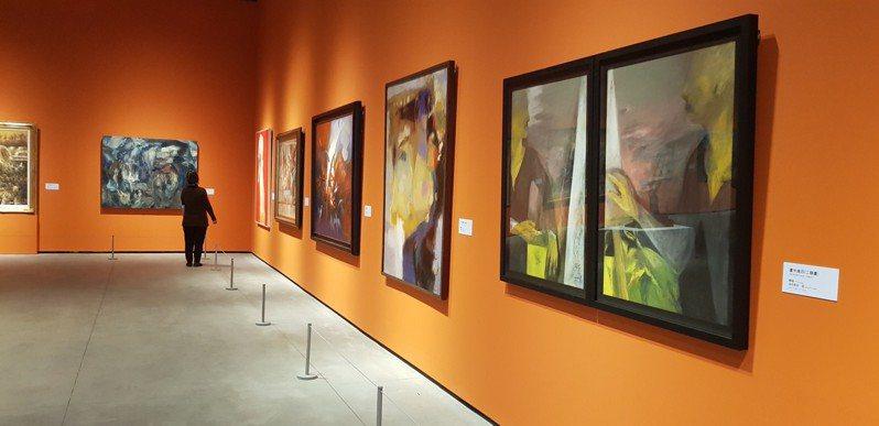 台南市美術館。聯合報系資料照片/記者修瑞瑩攝影
