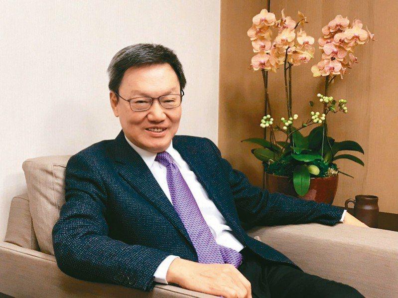 韓國瑜國政顧問團顧問蘇起。 圖/聯合報系資料照片