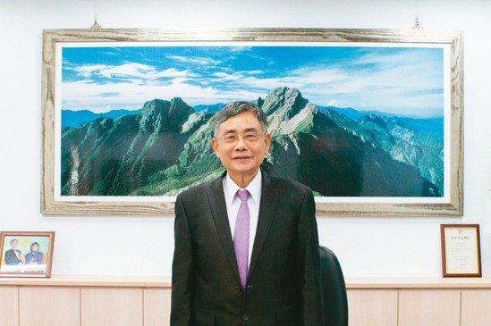 台灣港務公司董事長吳宗榮 本報系資料庫