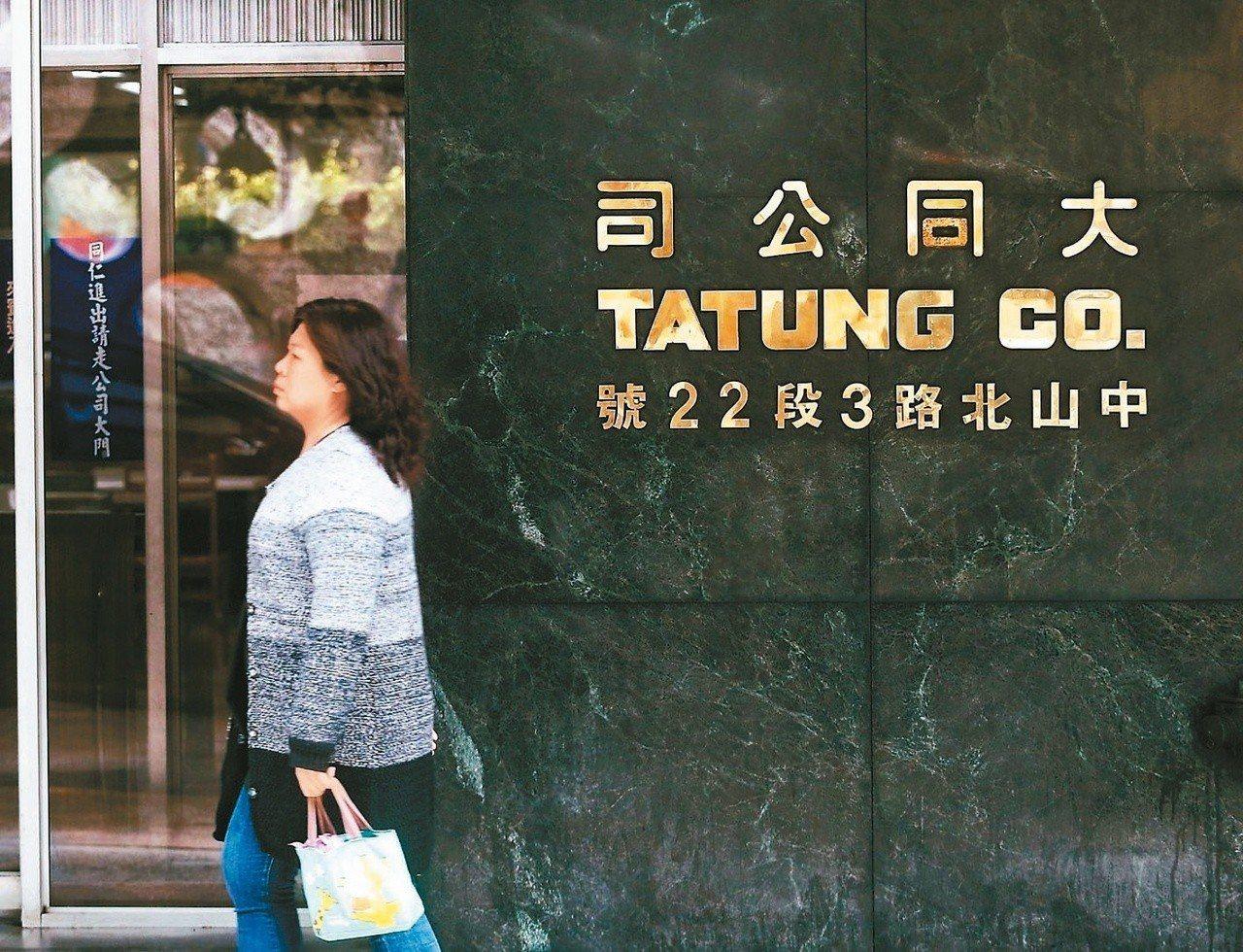 大同公司100%持股的子公司中華投資公告,將透過一般交易方式,轉讓華映約87,3...