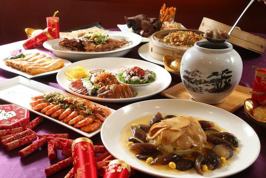 傳統年菜熱量驚人。 本報系資料照/記者陳立凱攝影