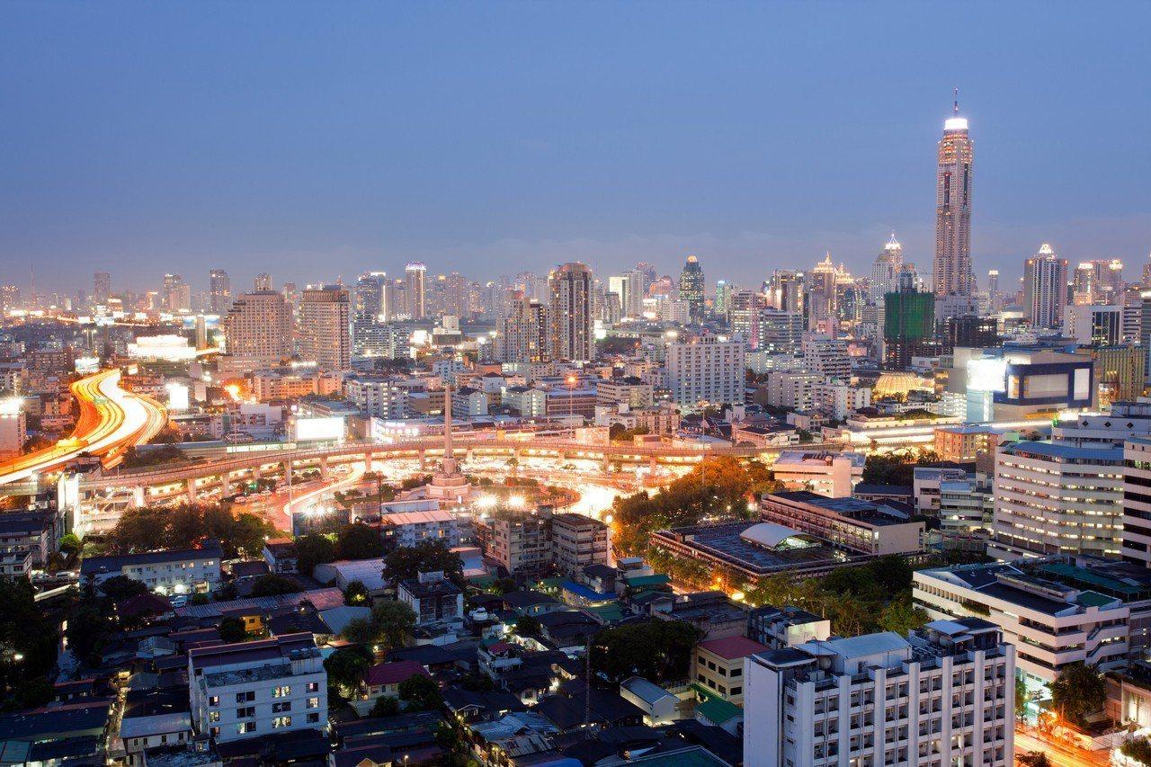 曼谷。圖/ingimage