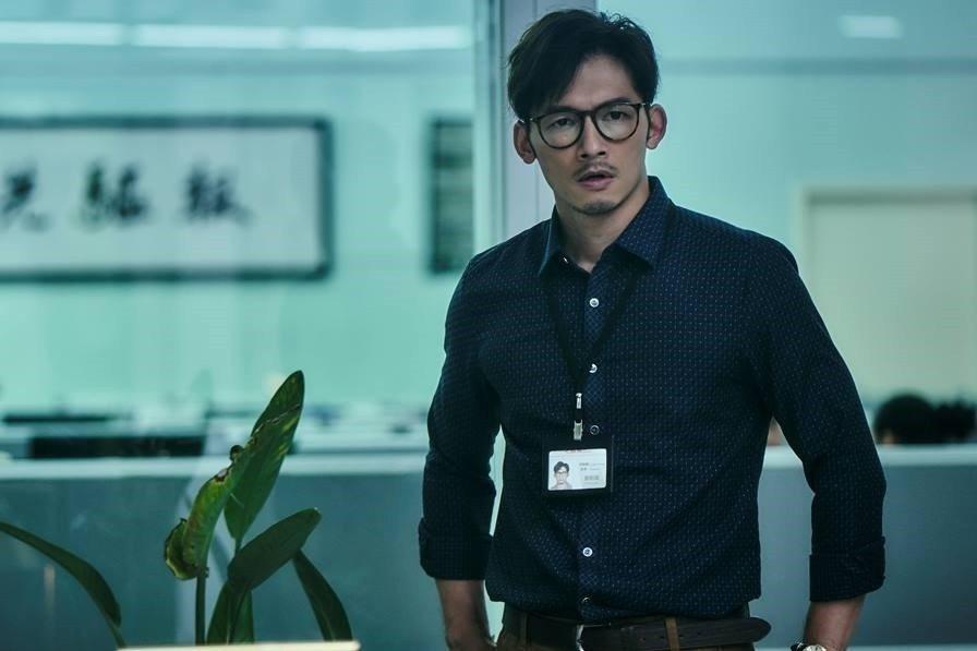 溫昇豪飾演宋喬安的先生劉昭國。 圖/取自《我們與惡的距離》官方粉專