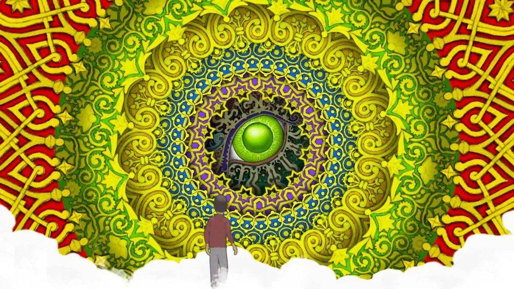 遊戲裡的圖片風格有強烈藝術感,說是放在美術館展覽的作品其實也不為過了。
