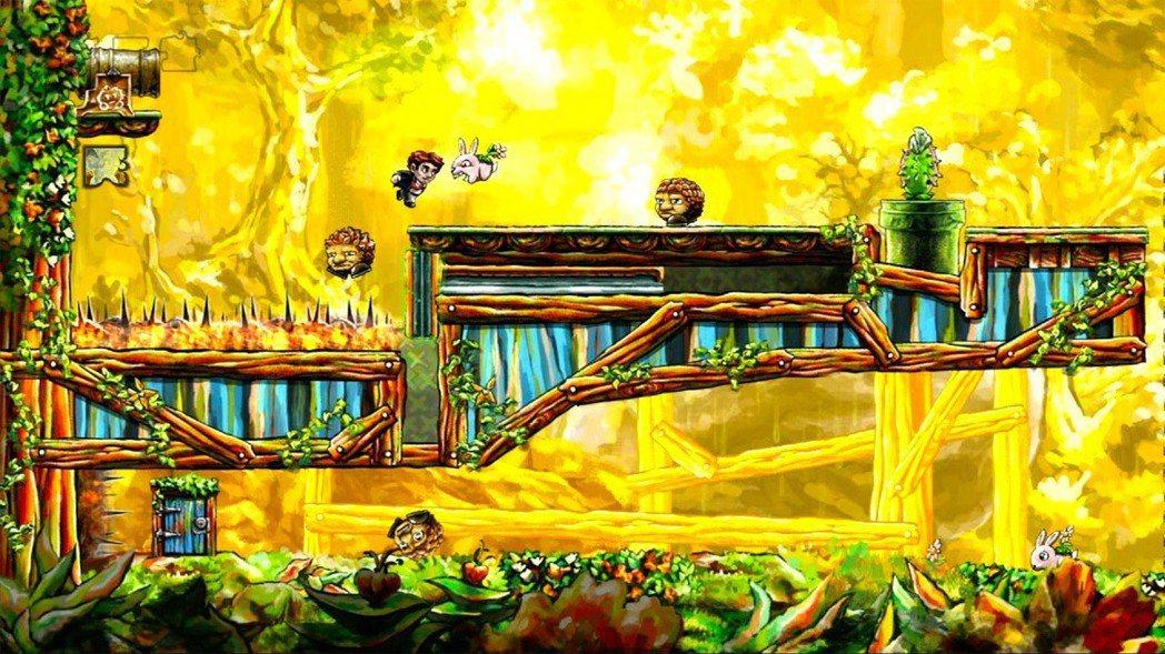 在2006年贏得獨立遊戲節獎的《Braid》啟發許多獨立遊戲製作人的創作想法。算...