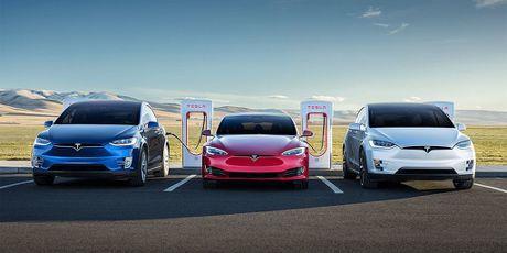 Tesla營運將寫新紀錄 還將推續航破640公里電動車!