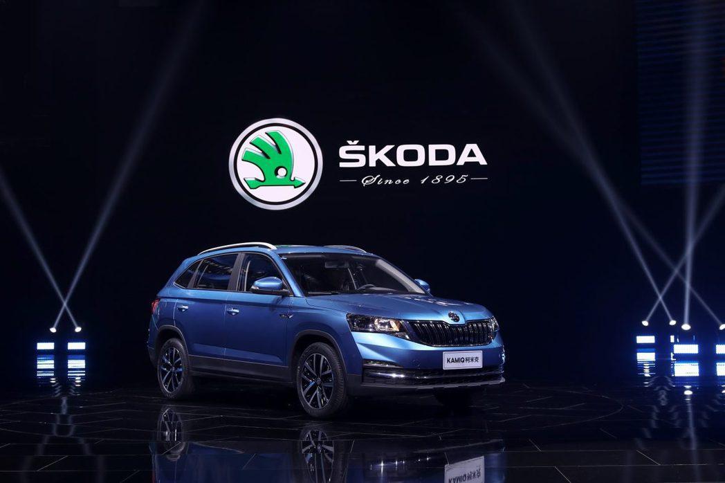 中國版ŠKODA Kamiq與即將發表的歐規Kamiq,是兩款截然不同的車。 摘...