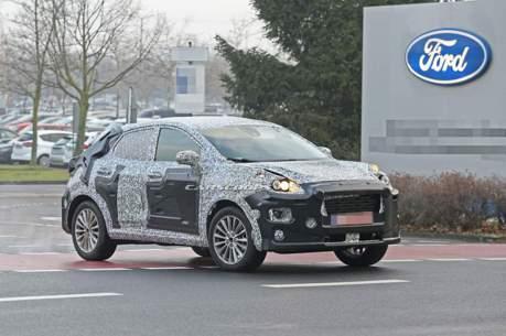 Ford全新SUV可能名為Puma EcoSport要說再見了?