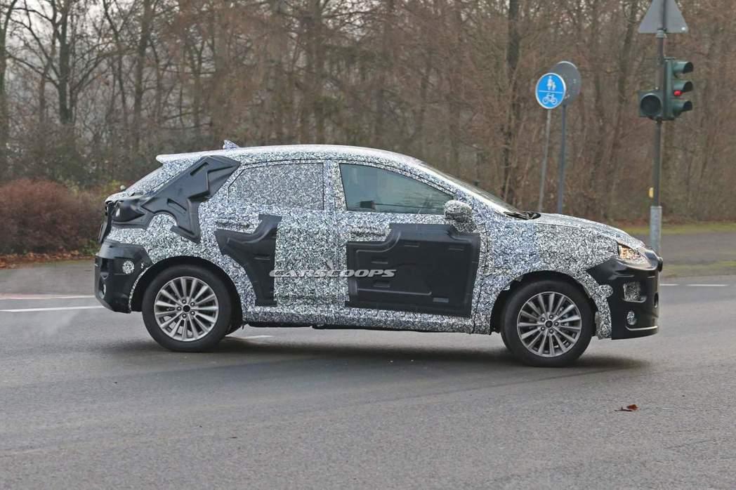 不僅在北美,Ford未來在歐洲市場也會推出多款SUV來搶市。 摘自Carscoops