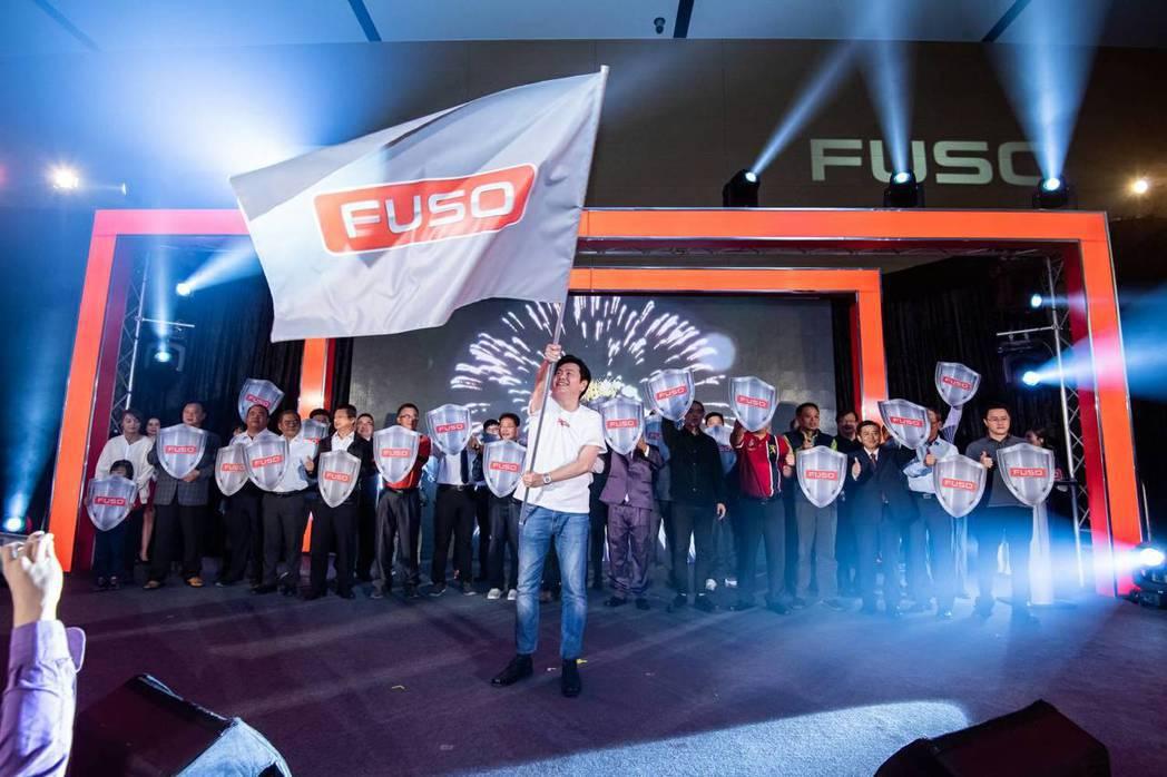 2018年舉辦的FUSO_HERO網路票選活動在兩個月內動員累積60萬的投票數及...