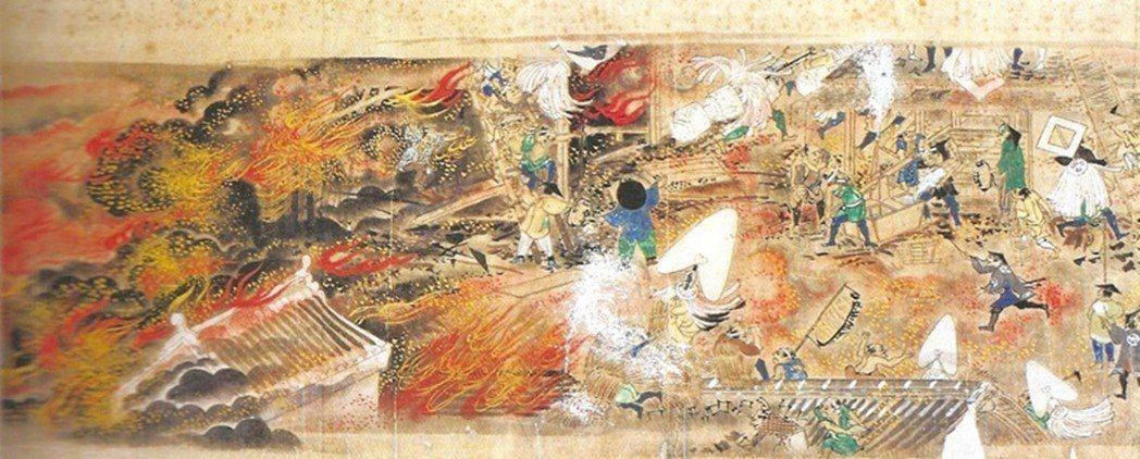 江戶時代大小火災不斷,偶而還會有大地震,這也養成了一般百姓們,遇到緊急狀況時,立...