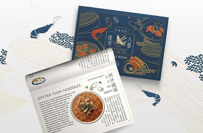 圖/台灣夜市文化桌遊-夜市人蔘。聯合數位文創提供。