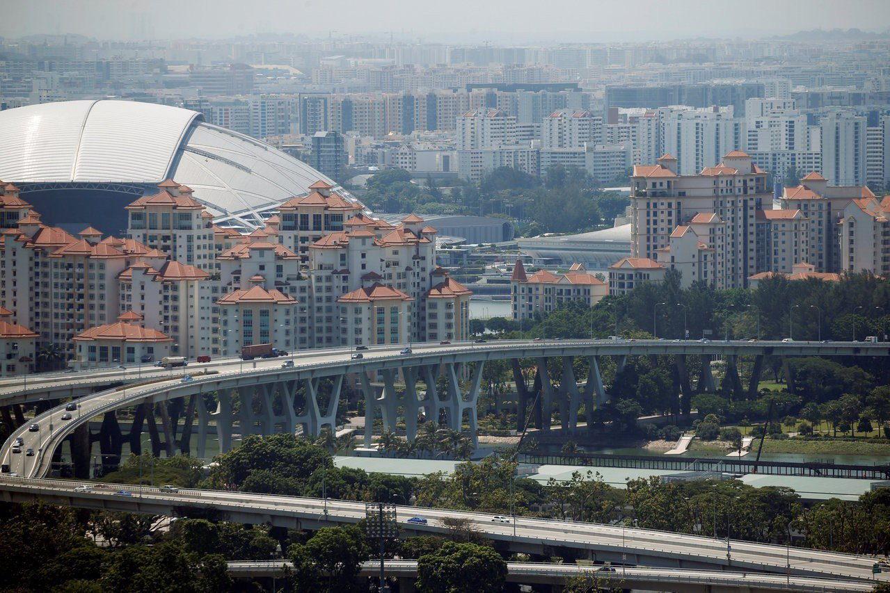新加坡房貸大降溫,將衝擊房價。 路透