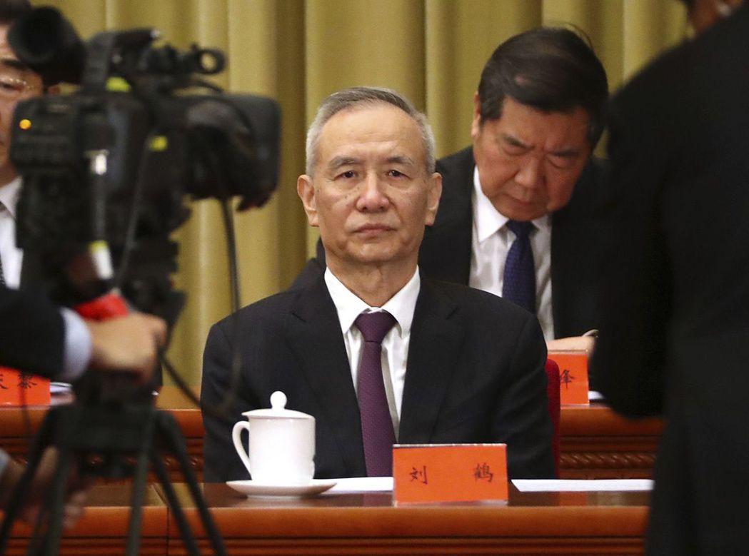 中國副總理劉鶴下周將前往華府,與美國貿易代表賴海哲及貿易團隊會談。美聯社