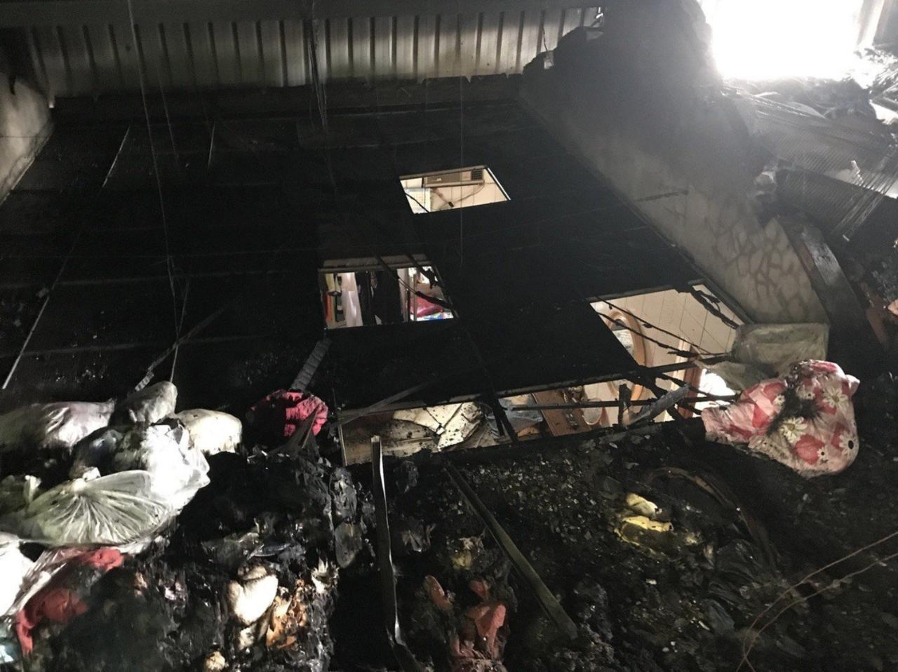 去年5月高市鼓山區發生出租雅房火警造成3死。圖/報系資料照