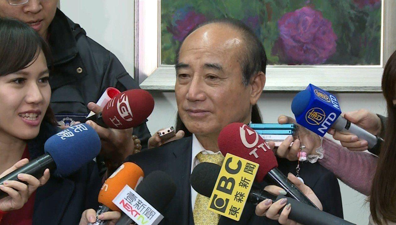 立法院前院長王金平今天受訪時說,「和馬英九其實沒有冰凍或冰韓的問題」。記者莊昭文...