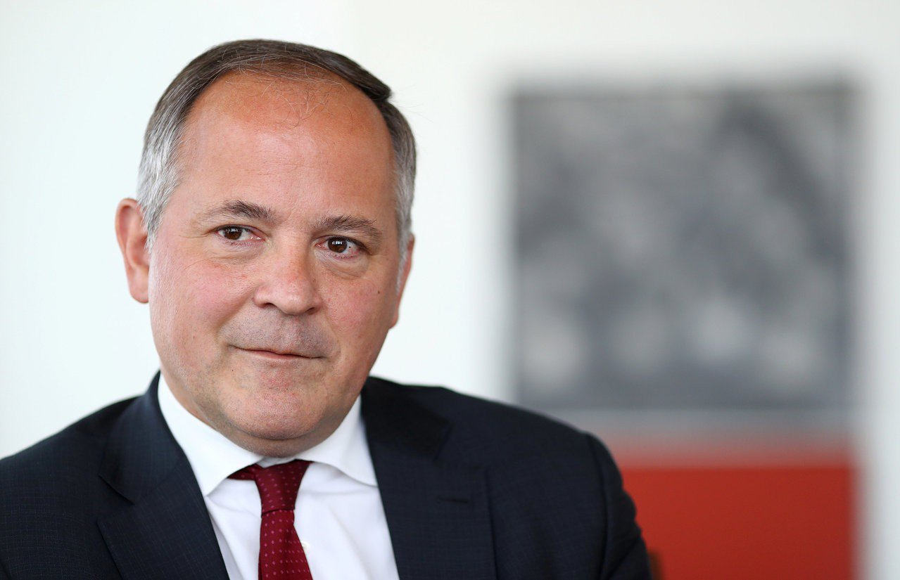 ECB執行理事會成員科爾(Benoît Coeuré)。路透