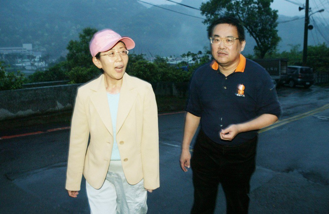 前立委王雪峰(左)與王作良(右)。圖/聯合報系資料照片