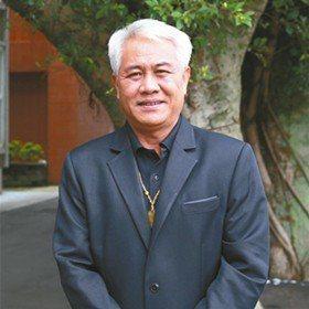泰國清邁大谷地村華興中學董事長兼校長楊邦漢。 曹佳榮/攝影