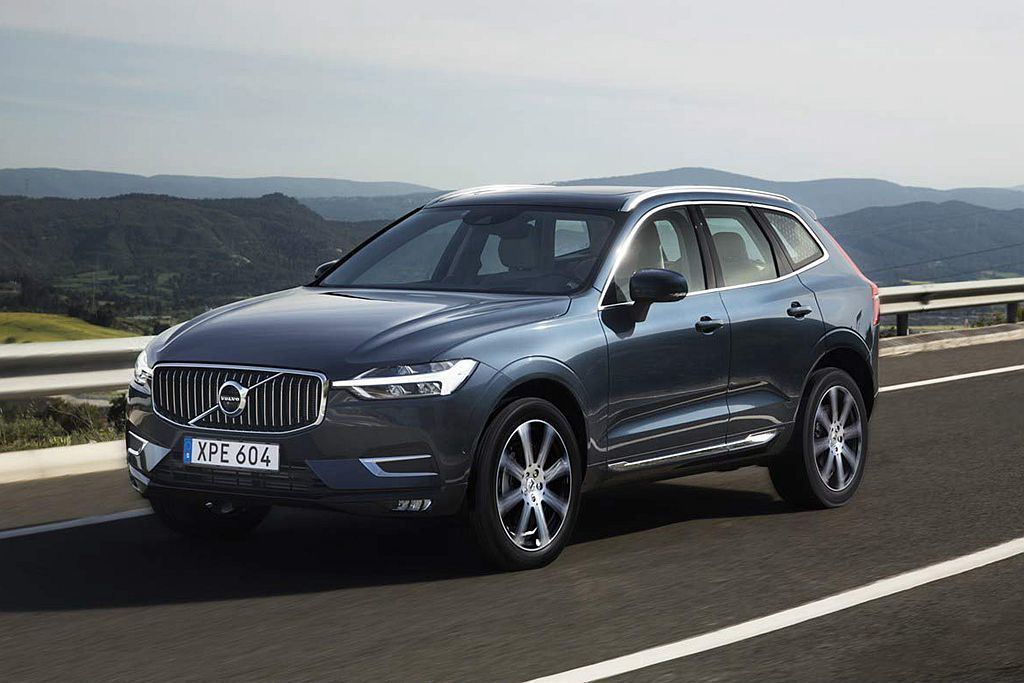 過往一直是歐洲中型豪華休旅銷售冠軍的Volvo XC60,在去年賣輸贏Merce...
