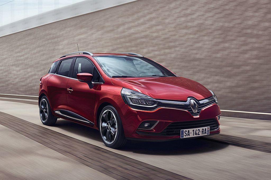 Renault Clio則以銷售36.5萬輛排名第二。 圖/Renault提供