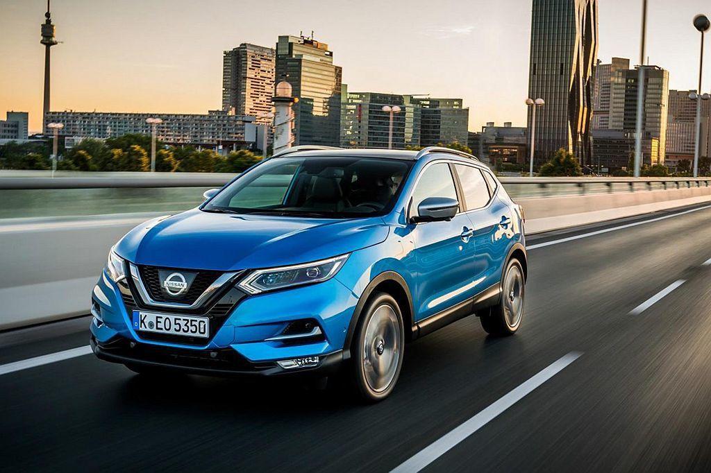 Nissan Qashqai為多年歐洲市場休旅級距銷售冠軍。 圖/Nissan提...