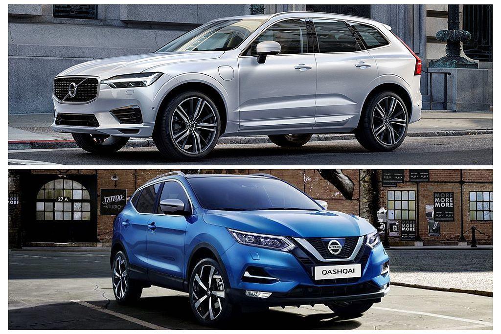 2018年歐洲新車銷售排行榜中,長年穩坐同級銷售寶座的Nissan Qashqa...