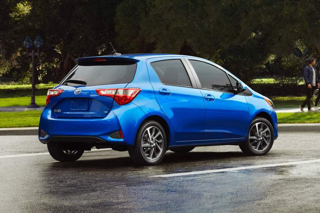 Toyota Yaris Liftback五門版小鴨,已確定今年不會在北美市場販...