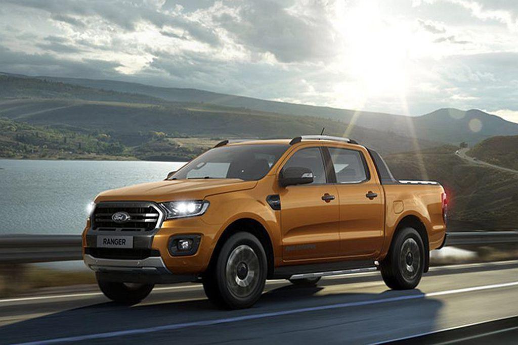 Ford Ranger。 圖/Ford提供