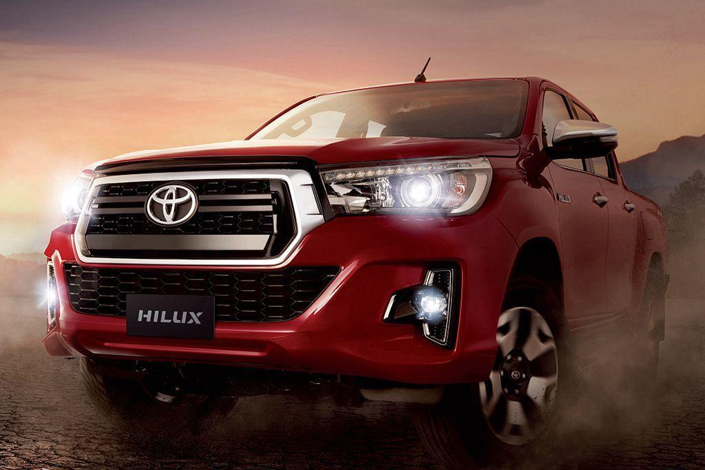 和泰汽車有意引進中型皮卡Hilux,將使Toyota汽車在台灣市場的產品線更完備...
