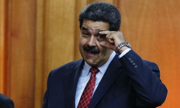 據傳俄羅斯的私人軍事承包商已派駐傭兵前往委內瑞拉,為委國總統馬杜洛(Nicolá...