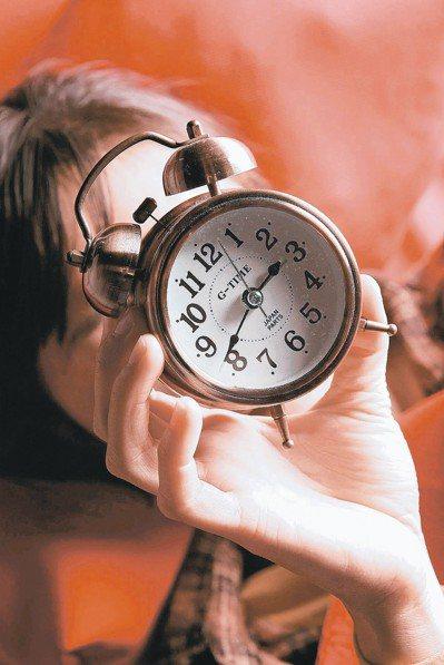 睡眠是人生重要大事,睡不好將是健康的隱形殺手。 報系資料照