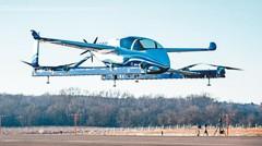 波音自駕空中客車 首度試飛