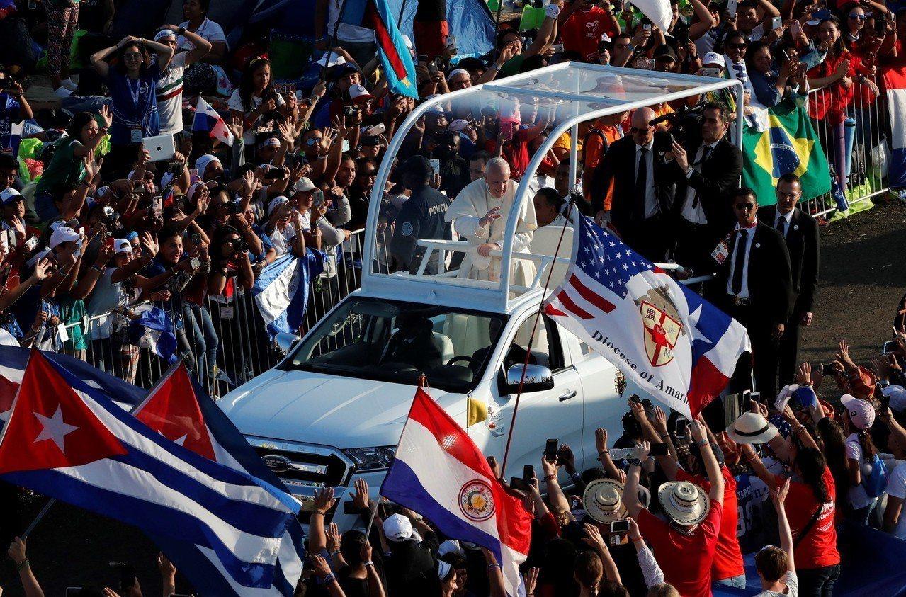 教宗方濟各(Pope Francis)承諾各國天主教主教會議採用、防止傷害和懲罰...