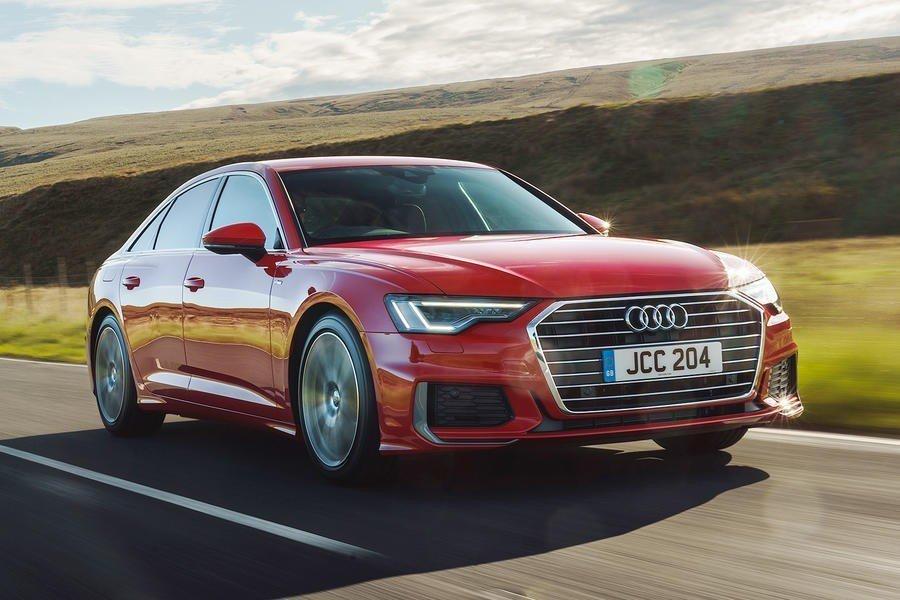 A6有著帥氣的造型與科技感的內裝。 摘自Audi