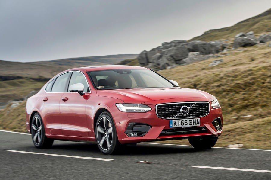 Volvo S90基於安全與實用性質的低調車款。 摘自Volvo