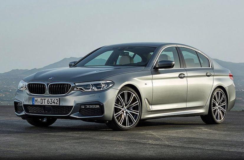 BMW 5 Series將操控與豪華舒適集於一身,取得完美平衡。 摘自BMW